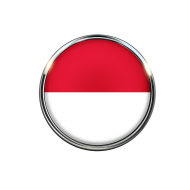 bendera indonesia png hd clipart