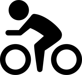 bike png black vector велосипед