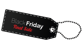 black friday price tag png