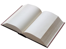 blank books png