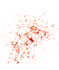 blood splatter png hd