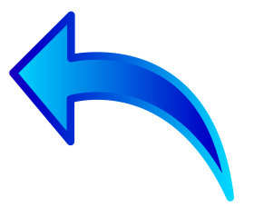 blue arrow png