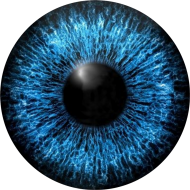 blue eye png