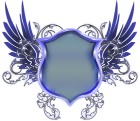 blue shield png clipart