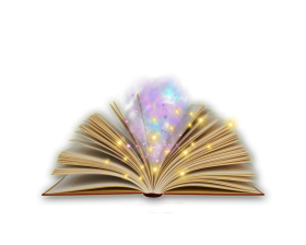books png light effect