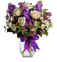 Bouquet flowers transparent PNG