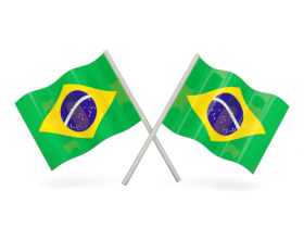 Brazil Flag clipart png