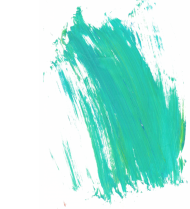 brush stroke png green