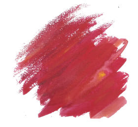 brush stroke png red color