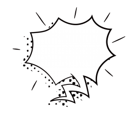 bubble png free for text