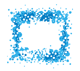 bubble png hd blue