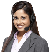 call center indian girl png image