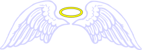 cartoon angel wings png, alas de angel, ангельские крылья, Engelsflügel png, ailes d'ange, ali d'angelo png HD
