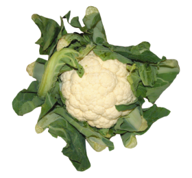 Cauliflower PNG Transparent Image
