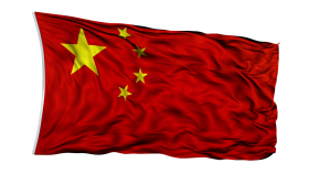 china flag hd png