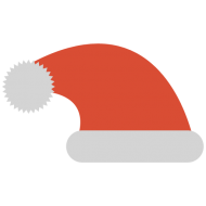 christmas hat png image cartoon