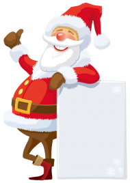 christmas santa hat png hd