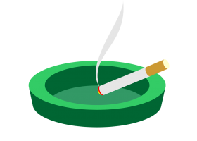 cigarette png vector