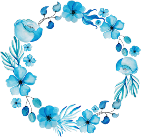 circle png flower hd