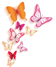 clipart butterfly png