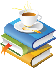 coffe books png