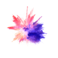 colorful explosion png