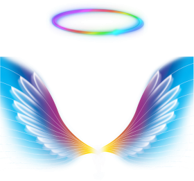 colors angel wings png, alas de angel, ангельские крылья, Engelsflügel png, ailes d'ange, ali d'angelo png HD