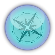 compass png 3d