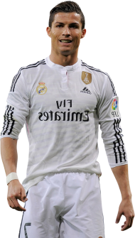 cr7 png hd