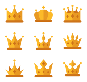 crown clipart PNG