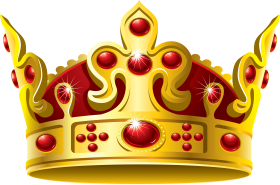 Crown PNG Gold