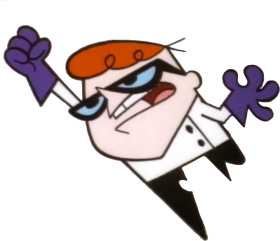 dexter clipart cartoon png