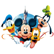 disney png characters vector