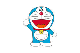 doraemon png vector