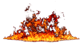 effect fire png