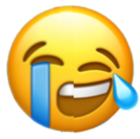 emoji background cry png