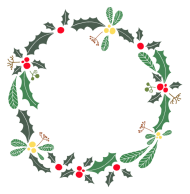 evergreen christmas clipart png