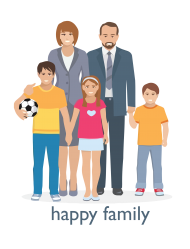 family day vector