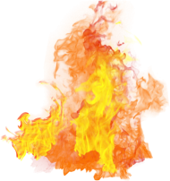 fire flames png