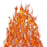 fire png transparent