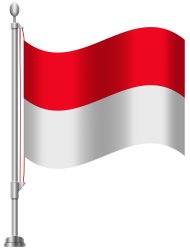 flag bendera indonesia png hd