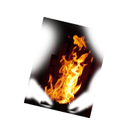 flame png real