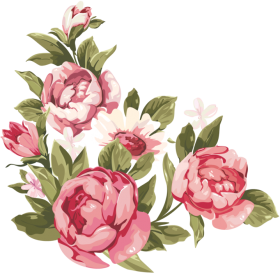 flower border hd png
