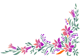 flower border png hd