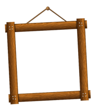 frame png hd wood