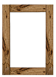 frame png wood