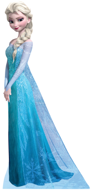 frozen png tall