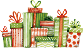 gift christmas clipart png