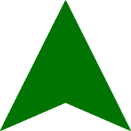 Green Arrow PNG Picture
