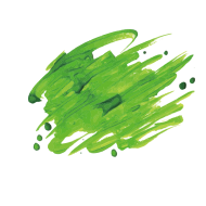green brush stroke png